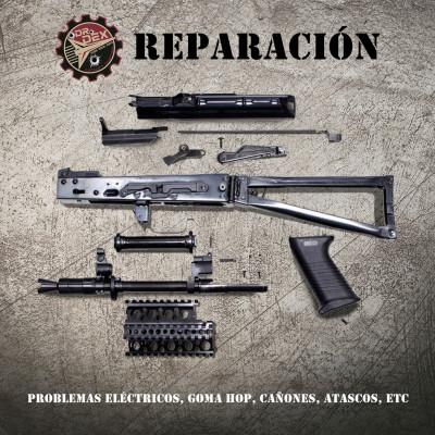 Reparación Precio/hora