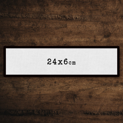 Name Tag 24x6 pers.