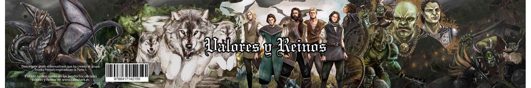 Valores y Reinos
